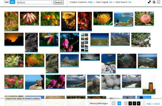 Finding Openly Licensed Images for Teaching and Learning Materials