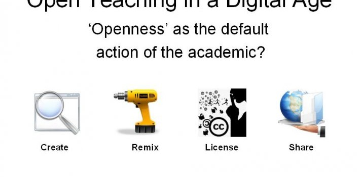 Open Teaching in a Digital Age Seminar Files
