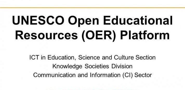 Refelctions on the 2nd Africa Workshop for the UNESCO Open Educational Resources (OER) Platform