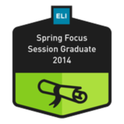 ELI Spring Focus Session Graduate: Faculty Engagement and Development